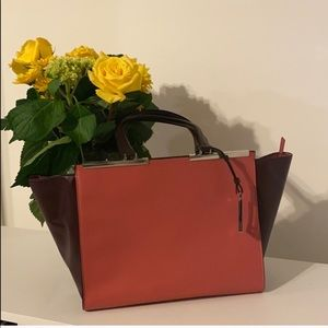 Multi-colored Calvin Klein bag